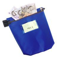 HIGH SECURITY MAILING POUCH BLUE