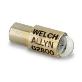 Welch Allyn 02800-U 2.5V Vacuum Lamp for 190'S