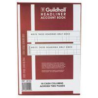 GUILDHALL HEADLINER BK 298X203 38/16