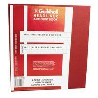 GUILDHALL HEADLINER BK 298X273
