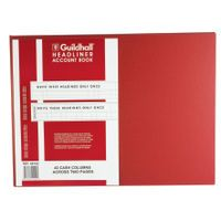 GUILDHALL HEADLINER BK 298X405 68/42