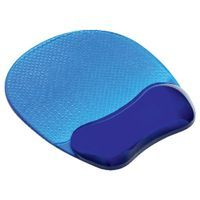 BANNER GEL MOUSE PAD W/REST HC102 BL