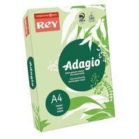 ADAGIO CARD A4 160G BRIGHT GRN PK250