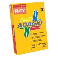 ADAGIO CARD 160G ORANGE A4 PK250