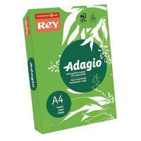 ADAGIO CARD 160G A4 DEEP GREEN P250