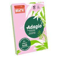 ADAGIO CARD 160G A4 PASTEL PK250