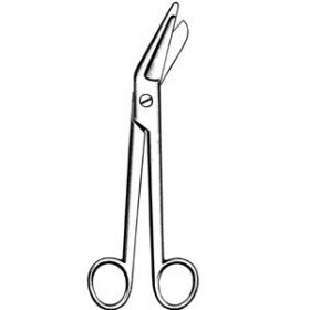 GloMed Esmarch Plaster Shear Forceps 23.5cm [Pack of 5]
