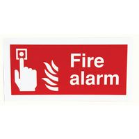 FIRE ALARM 100X200MM S/A F90A/S