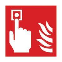 FIRE ALARM 100X100MM S/A KF68B/S