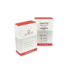 HemoCue HemoTrol High [Pack of 2]