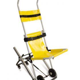 Relequip Evacuation Chair 2 Rear Wheels - 136cm H X 52cm W X 193cm D