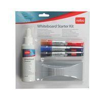 NOBO WHITEBOARD STARTER KIT 344