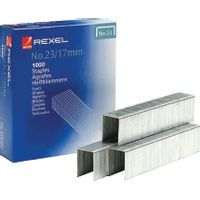 REXEL HEAVY DUTY STAPLES NO23/17MM