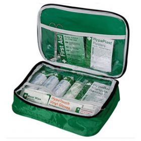 PCV First Aid Kit in Nylon Case