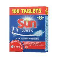 SUN PROF DISH WASHING TABLETS PK100
