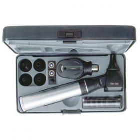 Keeler 1729-P-1041 Standard Ophthalmoscope Fibre Optic Otoscope 2.8V Diagnostic Set