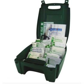 Evolution British Standard Compliant Workplace First Aid Kit Small