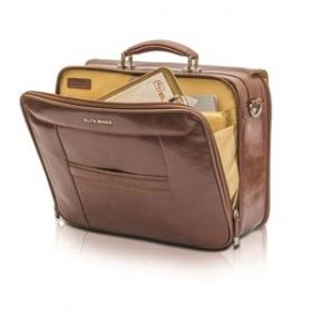 Elite Leather Doctor's Bag - Brown