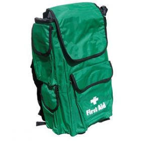 First Aid Rucksack, Empty