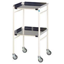 Harrogate Surgical Trolley (460mm x 460mm)