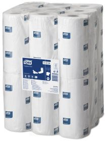 Tork Couch Roll Advanced White [Pack of 1]