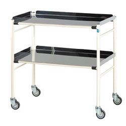 Harrogate Surgical Trolley (765mm x 460mm)