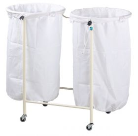 Lincoln Double Linen Trolley (frame only).