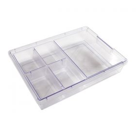Wide Shallow Tray