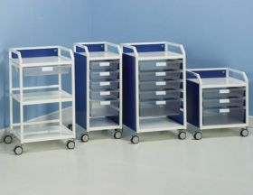 Howarth Trolley - Spare Wide Shallow Tray