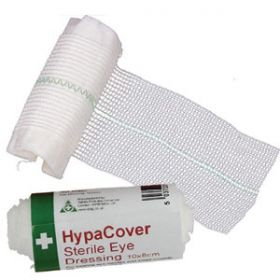 Sterile Eye Dressing, Single