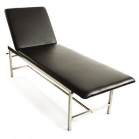 Relequip Rest Couch 50cm H X 60cmW X 193cm L