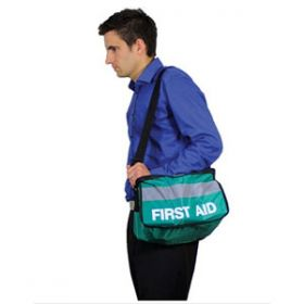 British Standard Compliant Comprehensive First Aider Haversack