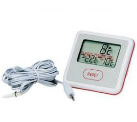 Digital Min/Max Fridge Thermometer [Each]