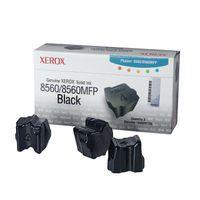 XEROX PHASER 8560 SLD INK STKS BLK 3