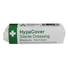 HypaCover Sterile Dressing, Medium (Single) 12x12cm [Each]