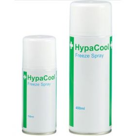 HypaCool Freeze Spray, 400ml Pack of 2