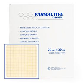 Farmactive Hyrdogel Dressing 20cm x 20cm (Pack of 5)