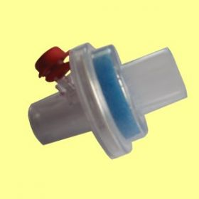 HMEF Mechanical Filter With Sampling Port - Neonatal [Pack of 50]