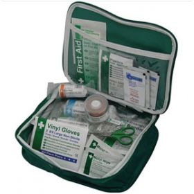 Home First Aid Kit in Nylon Kit