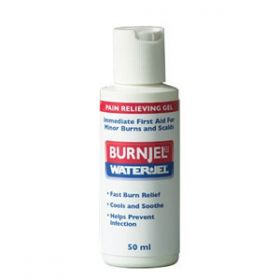 Water-Jel BurnJel Bottle, 50ml
