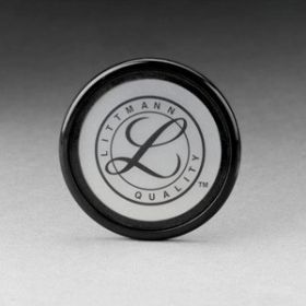 3m Littmann Stethoscope Spare Part Kit - Cardiology Black [Pack of 1]