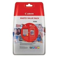 CANON CLI-571 INK VALUE PACK KCMY
