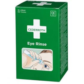 Cederroth Eye Rinse 20ml Pack of 12