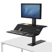 FELLOWES LOTUS VE SITSTND WKSTN SNGL
