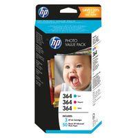 HP 364 PHOTOSMART PHOTO VALUE PACK