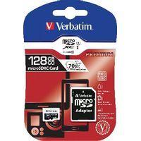 VERBATIM PREMIUM SDXC 128GB