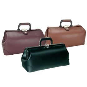 Bollmann Practicus Leather Case, Brown