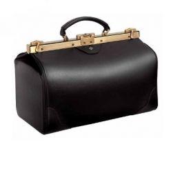 Albert waeschle Assista Scratch Resistant Leather Case, Black