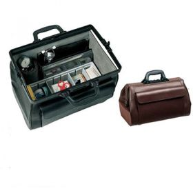Bollmann Medistar Blackpolyester Easi-Care Case 44cm L x 25cm H x 25cm W [Pack of 1]