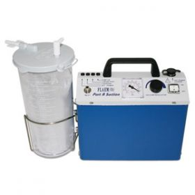 Guardian Port A Suction Pump with Disposable Liner System
